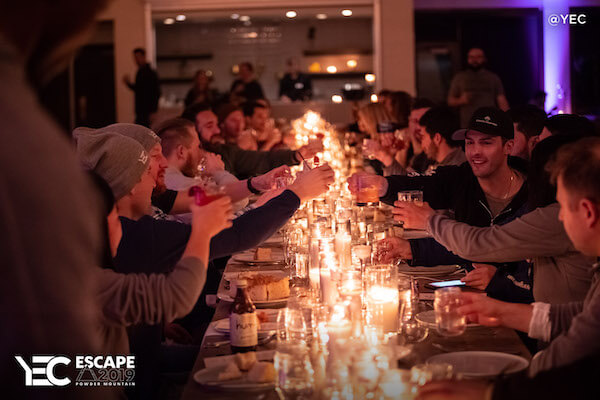 YEC Escape 2019 - Farewell Dinner