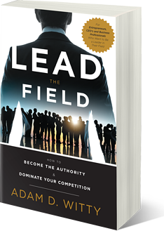 Lead-The-Field-Book