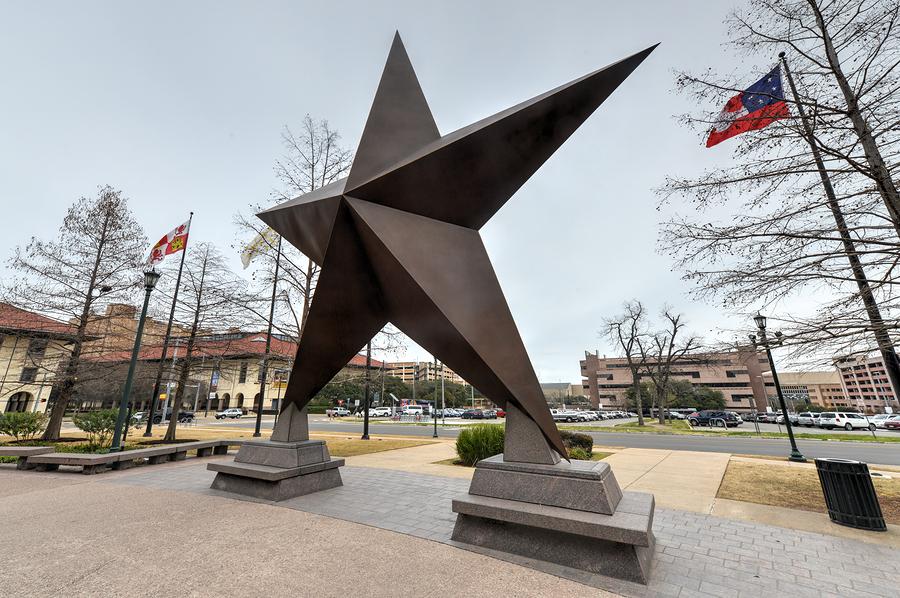 bigstock-Texas-Star-84460247