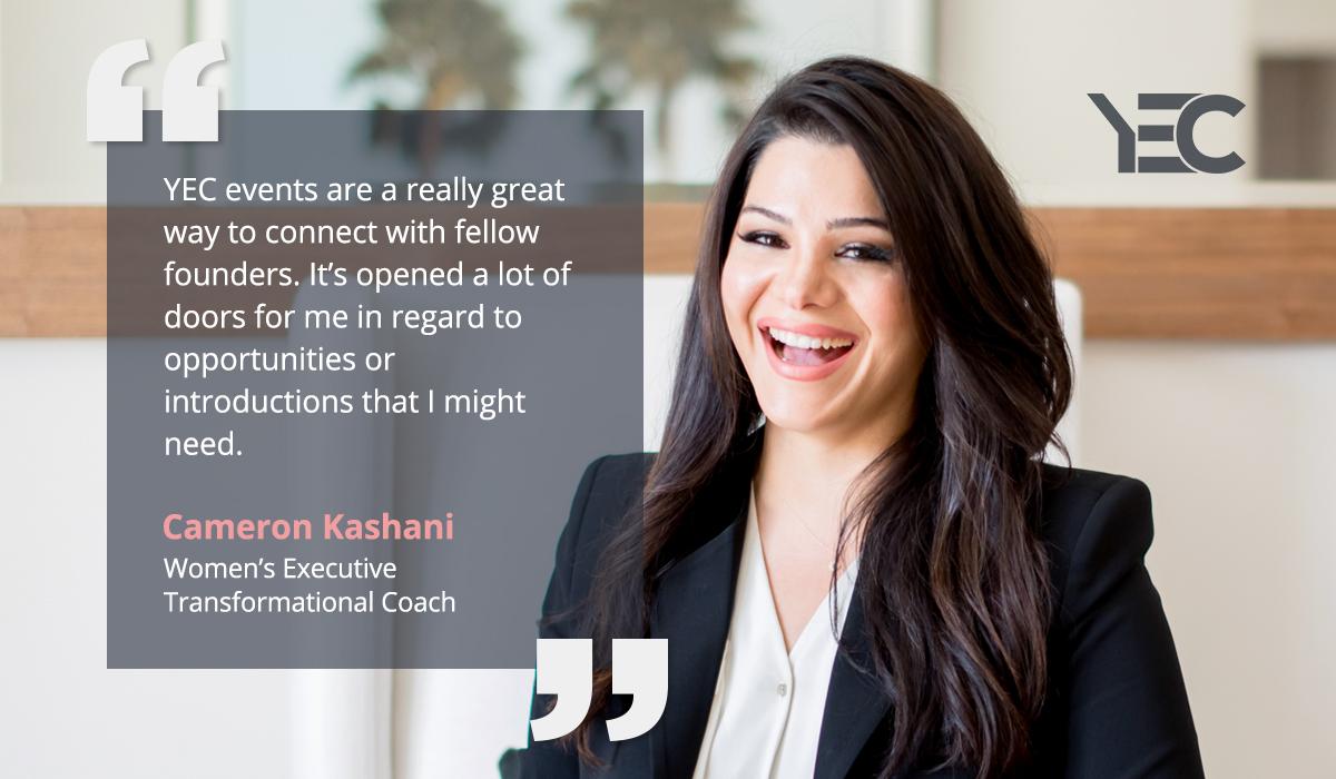 Cameron-Kashani YEC Success story