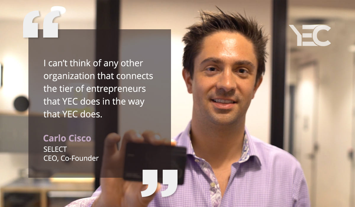 Carlo-Cisco YEC Case Video Success Story