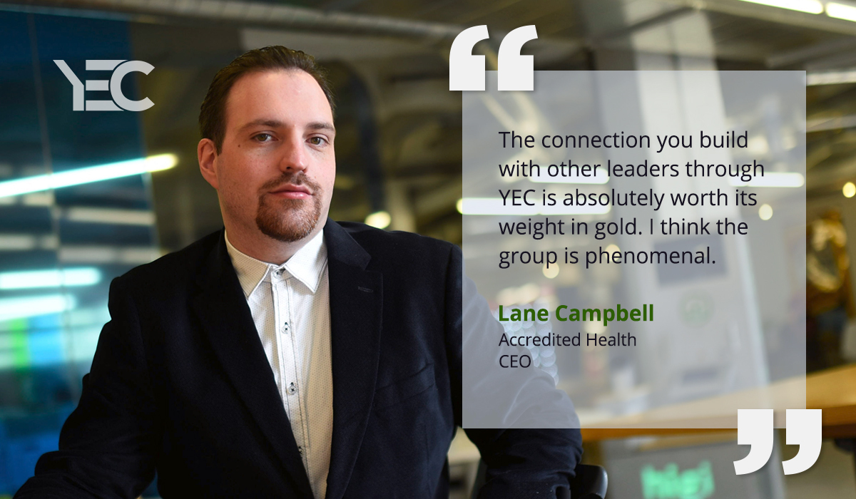 Lane-Campbell YEC Success story