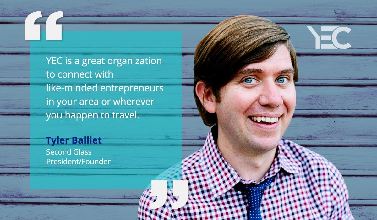 Tyler Balliet YEC Success Story