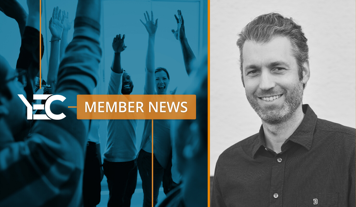 YEC Member News - Chris Harris