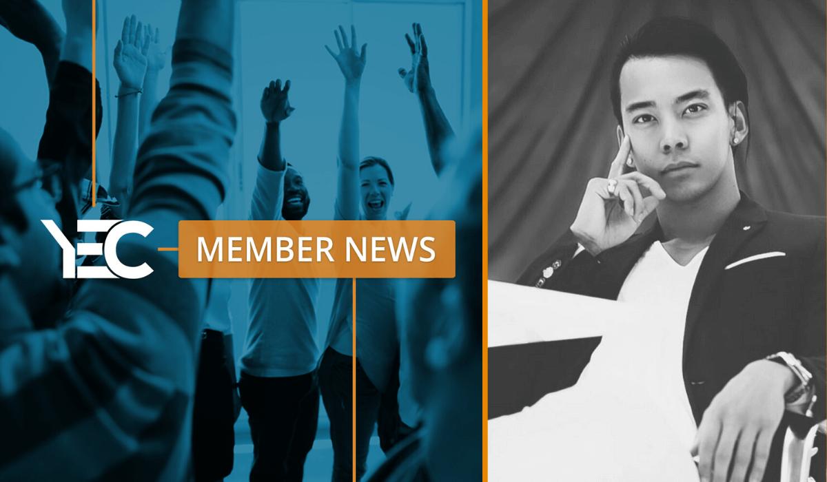 YEC Member News - Fritz Colcol (1)