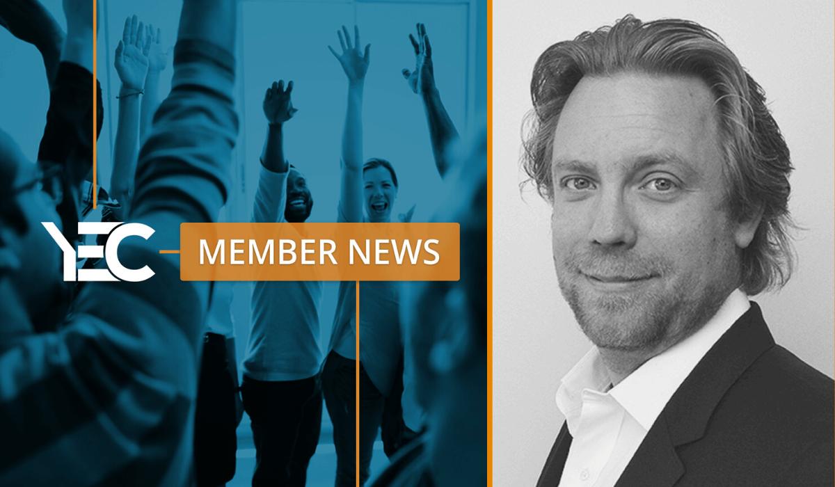 YEC Member News - Sean Hinton (1)