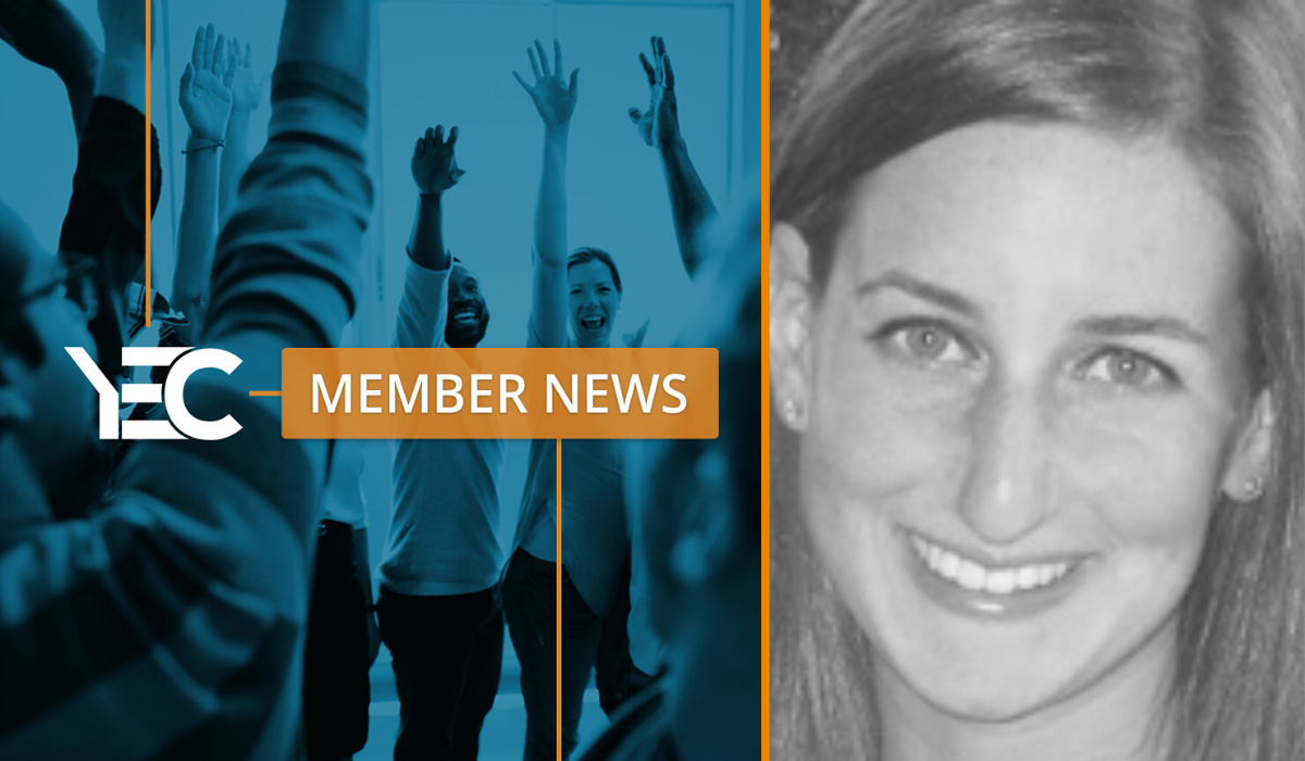 YEC Member News - Stephanie Kaplan Lewis